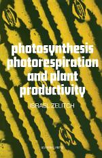 Photosynthesis, Photorespiration, And Plant Productivity