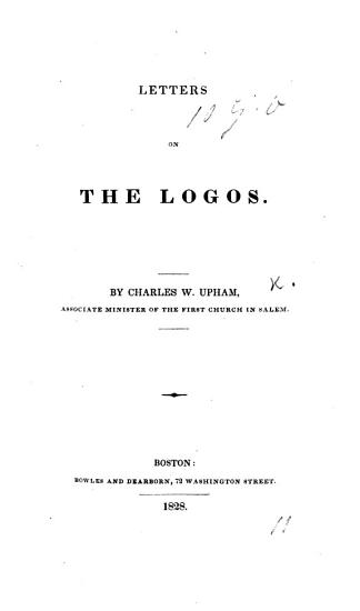 Letters on the Logos PDF