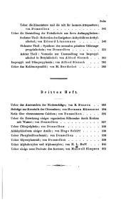 Annalen der Pharmacie: Band 148