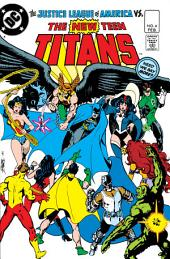 The New Teen Titans (1980-) #4