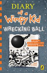 Diary Of A Wimpy Kid Wrecking Ball Book 14  Book PDF