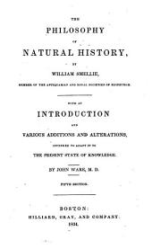 The Philosophy of Natural History