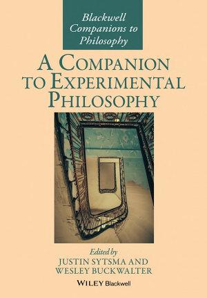 A Companion to Experimental Philosophy PDF