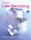 Complete Cake Decorating PDF