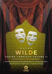 Teatro Completo Vol. II (Edição Bilíngue): Edição bilíngue português - inglês