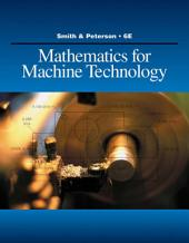 Mathematics for Machine Technology: Edition 6