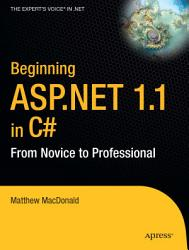 Beginning ASP NET 1 1 in C  PDF
