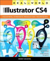 Real World Adobe Illustrator CS4 PDF