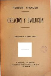 Creación y evolución