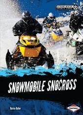 Snowmobile Snocross