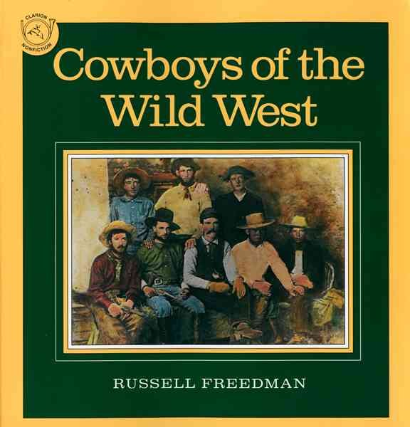 Download Cowboys of the Wild West Book