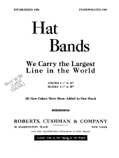The American Hatter: Volume 45