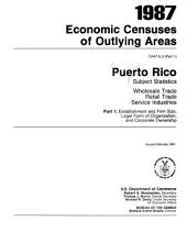 1987 economic censuses of outlying areas: Part 2