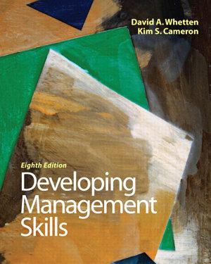 Developing Management Skills
