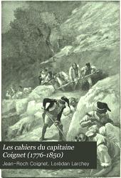 Les cahiers du capitaine Coignet (1776-1850)