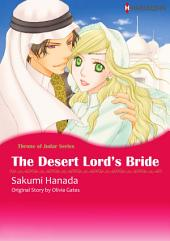 The Desert Lord's Bride: Harlequin Comics
