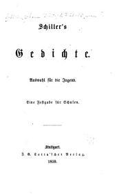 Schillers Gedichte