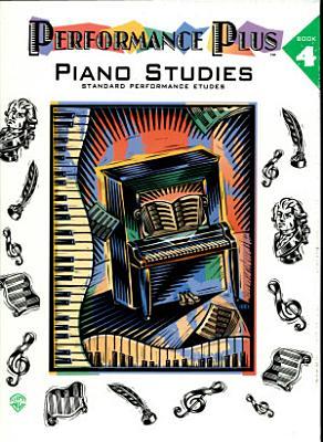 Performance Plus Piano Studies  Book 4 PDF