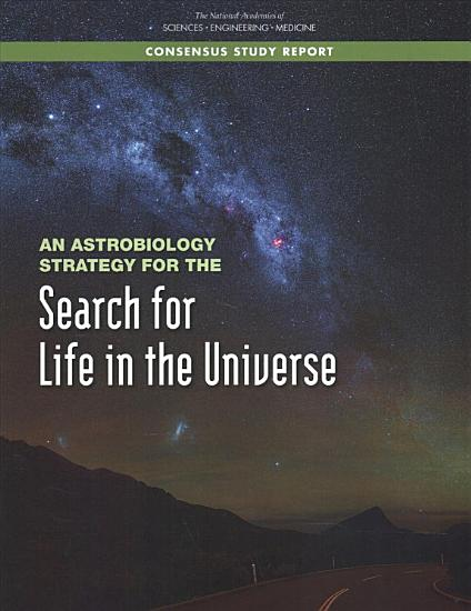 An Astrobiology Strategy for the Search for Life in the Universe PDF