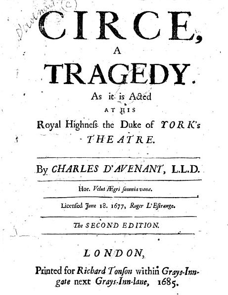 Download Circe  a Tragedy Book