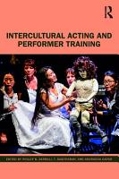 Intercultural Acting and Performer Training PDF