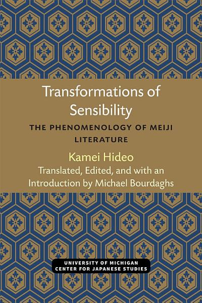 Download Transformations of Sensibility Book
