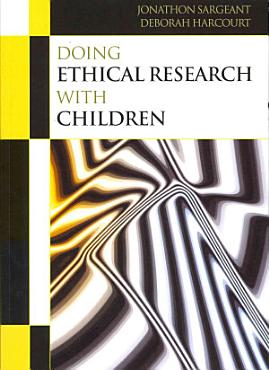 Doing Ethical Research With Children PDF