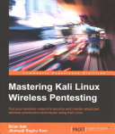 Mastering Kali Linux Wireless Pentesting PDF