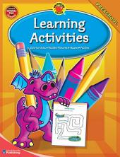 Learning Activities, Grade Preschool