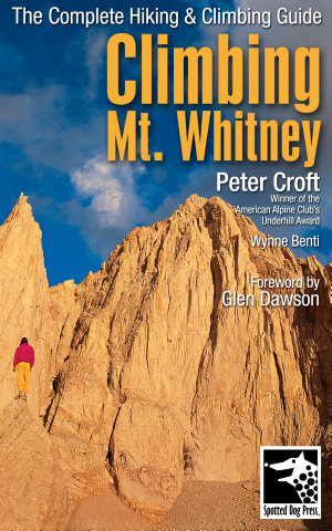 Climbing Mt  Whitney