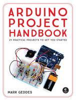 Arduino Project Handbook PDF