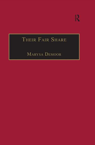 Download Their Fair Share Book