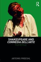 Shakespeare and Commedia dell Arte PDF