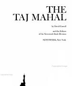 The Taj Mahal PDF
