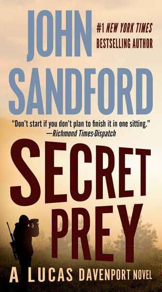 Download Secret Prey Book