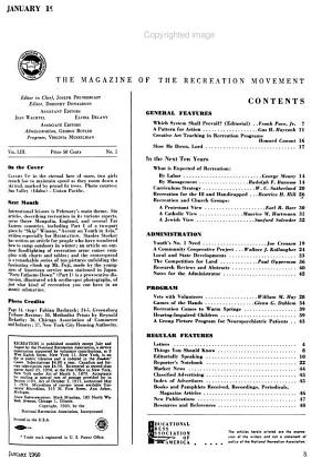 Recreation PDF