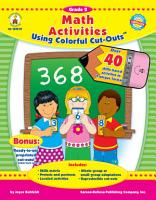 Math Activities Using Colorful Cut OutsTM  Grade 2 PDF