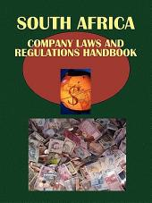 South Africa Company Laws and Regulations Handbook