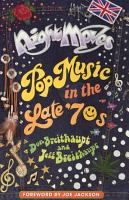 Night Moves  Pop Music in the Late  70s PDF