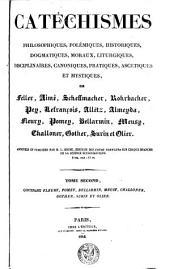 Contenant Fleury, Pomey, Bellarmin, Meusy, Challoner, Gother, Surin et Olier