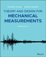 Theory and Design for Mechanical Measurements PDF