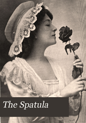 The Spatula: Volume 15