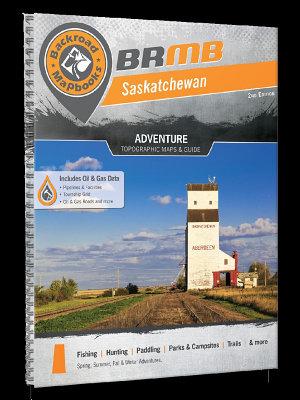 Saskatchewan Backroad Mapbook PDF