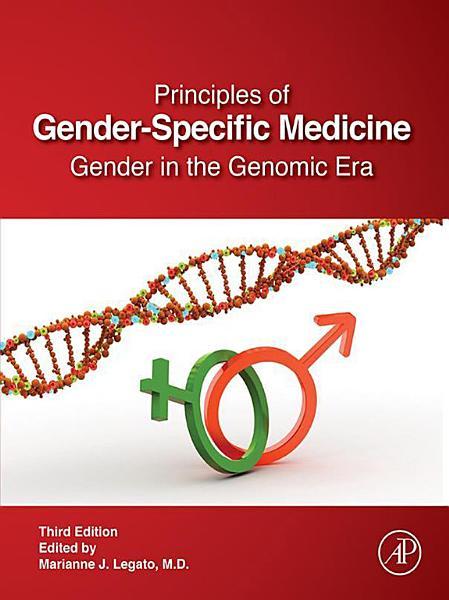 Principles of Gender Specific Medicine PDF