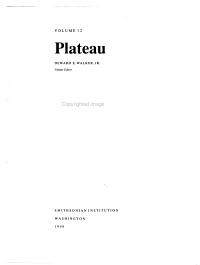 Handbook of North American Indians PDF