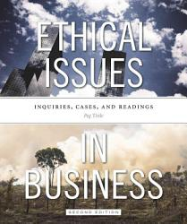 Ethical Issues In Business Second Edition Book PDF