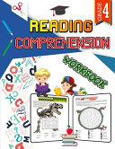 Reading Comprehension Workbook   Grade 4 PDF