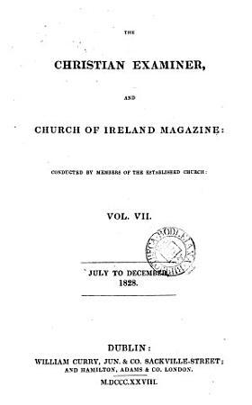The Christian examiner and Church of Ireland magazine PDF