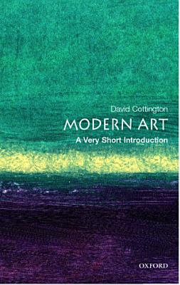 Modern Art  A Very Short Introduction PDF