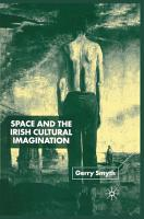 Space and the Irish Cultural Imagination PDF